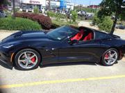 Chevrolet Corvette 2100 miles